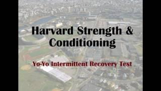 Yo-Yo Intermittent Recovery Test Audio