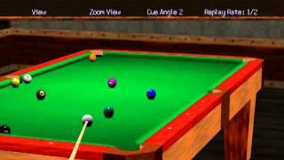 Nintendo 64 Virtual Pool 64 USA