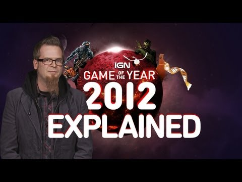 Explaining IGN's 2012 Game Of The Year