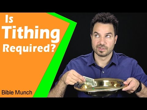 Tithes and Offering | What the Bible says about Tithing | Malachi 3 : 8 | Bible Study / Devotional