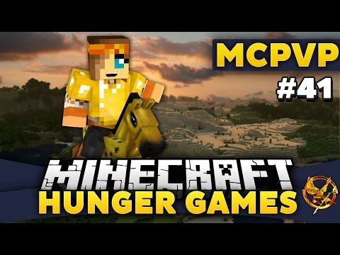 Minecraft - HUNGER GAMES McPvP #41 !