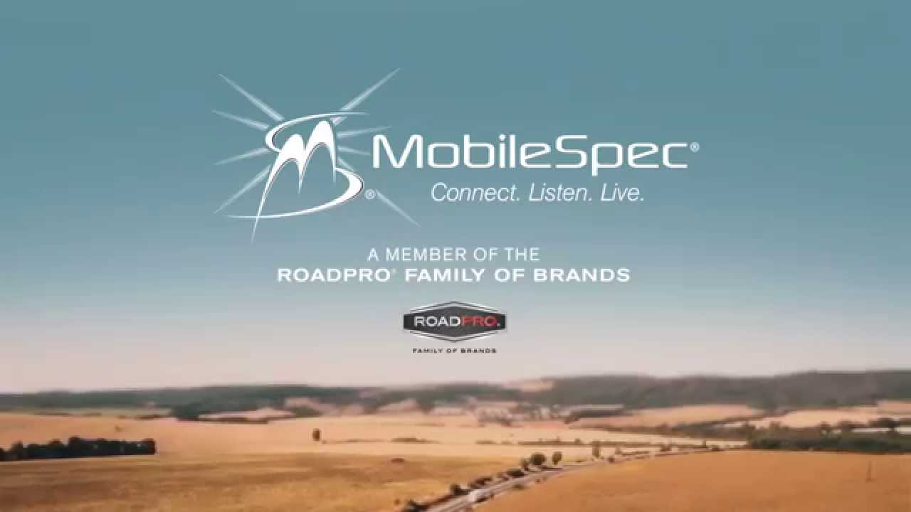 MobileSpec® - Connect  Listen  Live