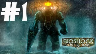 Bioshock 2 - Gameplay Walkthrough - Part 1 - Bad Times In Rapture [HD]