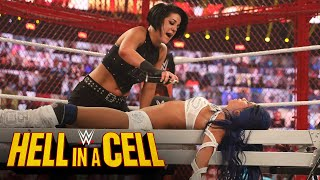 Sasha Banks lays waste to Bayley's brutal plans: WWE Hell in a Cell 2020 (WWE Network Exclusive)