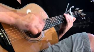 Ellie Goulding - On My Mind - Fingerstyle Guitar