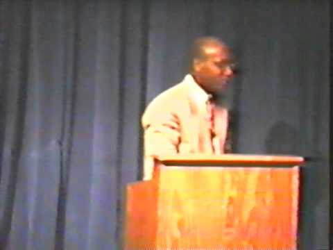 Dr. Na'im Akbar: Education Lecture