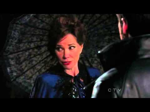 """Once Upon A Time 2x10 """"The Cricket Game"""" Cora and Hook ..."""
