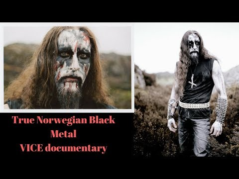 "VICE - ""True Norwegian Black Metal"" - (Gaahl documentary) - 1080p 60fps"