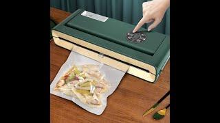 가정용 고급 진공실링기 음식 압축팩 밀봉 포장기