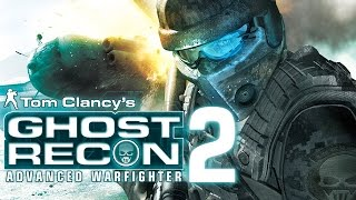 Ghost Recon: Advanced Warfighter 2 gameplay (PSP)