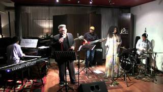 Indra Aziz ft. Artidewi - Times of Yesterday @ Mostly Jazz 11/02/12 [HD]