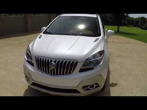 West TN 2014 Buick Encore Premium Pearl White For Sale Info Www Sunsetmotors Com