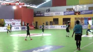 LIMA Futsal 2015 Nusantara Conference : UNAIR vs UGM (Men's)