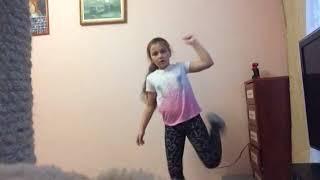 Видеоурок по танцу девочка космос