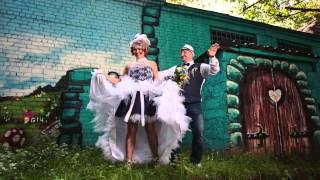 Wedding Vitaliy and Alina (Джинсовая свадьба в Казани)