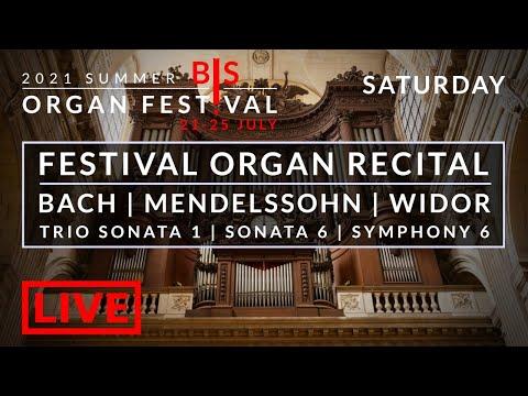 🎵 Festival Organ