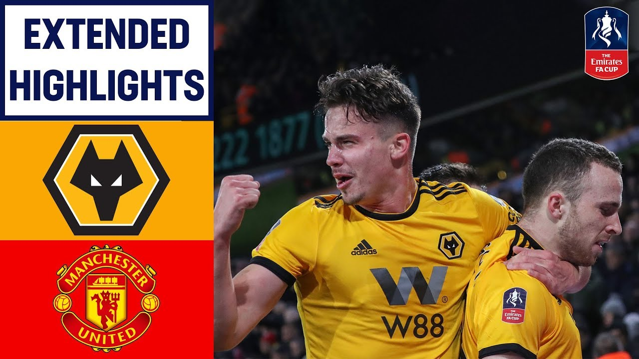 Half time: Wolves 0-1 Manchester United