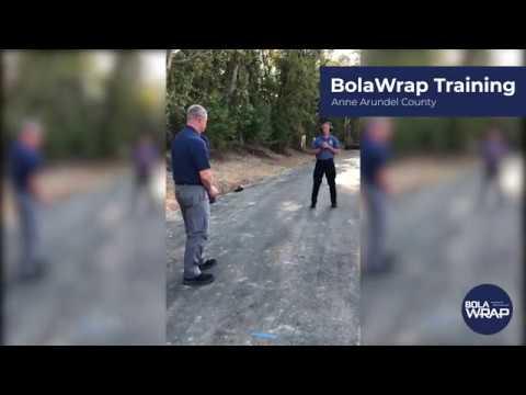 BolaWrap Training: Anne Arundel County