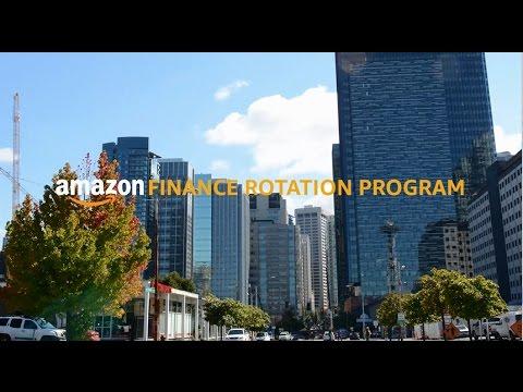 Amazon University Recruiting: Amazon Finance Rotation Program