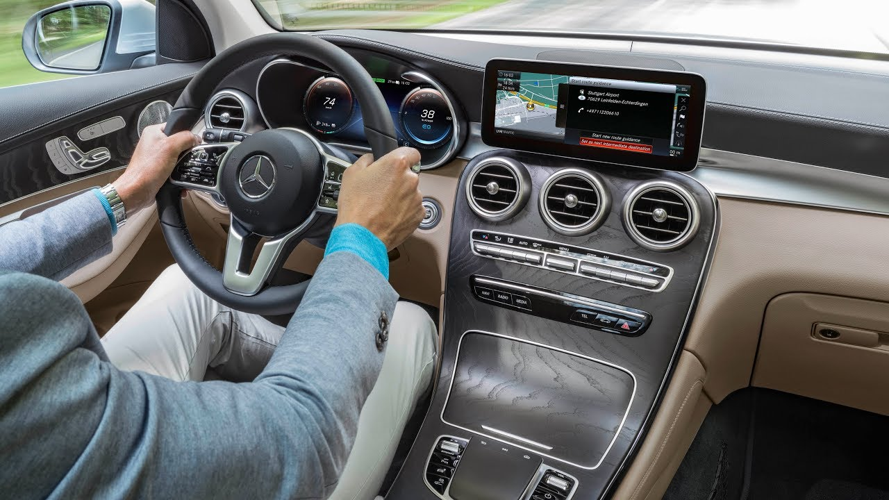Quick Look New Mercedes Benz Comand Touchpad