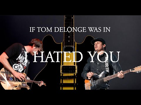 blink-182 - I Really Wish I Hated You [TOM DELONGE GUITAR SOUND] + TAB (4k) Mp3