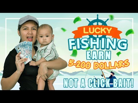 Earn Up To $200 In Playing Lucky Fishing App (NewApp)