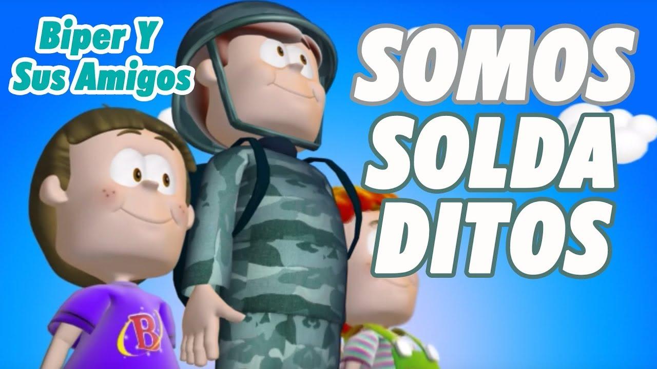 Download Biper Y Sus Amigos - Somos Soldaditos