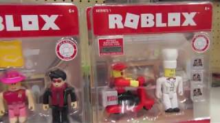 Minecraft and Roblox Toy Hunting Video at Target July 2017