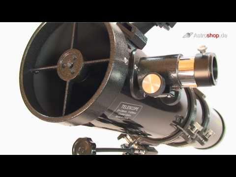 Omegon Teleskop N