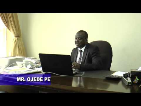 MR.OJEDE PETER THE EXECUTIVE DIRECTOR UGANDAN NATIONAL CULTURAL CENTER.
