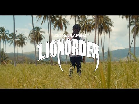 preview Jesse Royal - LionOrder ft. Protoje from youtube