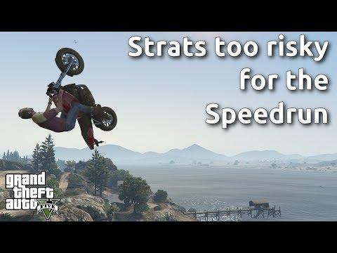 More Strats Too Risky For The GTA V Speedrun