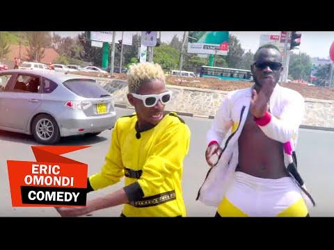 Eric Omondi - Roundabout Ft MC Antonio