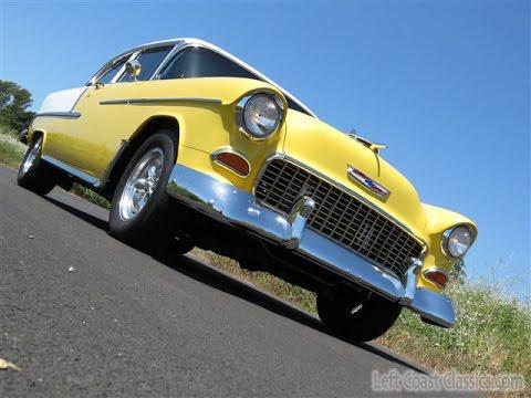 1955 Chevrolet Belair for Sale in Sonoma California