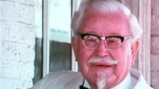 Colonel Sanders family