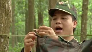 Hướng dẫn mắc tăng võng trong quân đội nhân dân việt nam