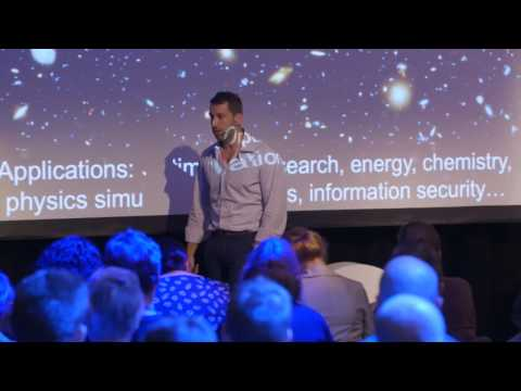 Building the Quantum Future - Michael J. Biercuk, The University of Sydney