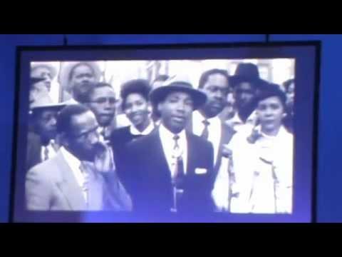 MLK Memorial Luncheon Presentation Celebrating Civil Rights Leaders