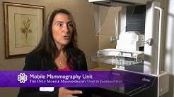 Mobile Mammography Unit | St. Vincent's HealthCare | Jacksonville, FL