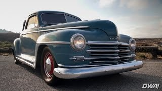 1948 Plymouth Special Deluxe, Club Coupe / Simple, but Not Plain