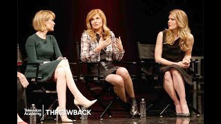 """Sarah Paulson & fellow """"AHS"""" stars reveal how they got on the show! 
