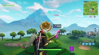 Fortnite Battle Royale - Week 2 Secret Battlestar Location (Season 5 Road Trip Challenges)