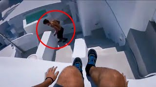 11 Scary Videos Caught On GoPro