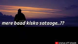 Sharab kaisi khumar kaisa full songs video cover song by stebin ben
