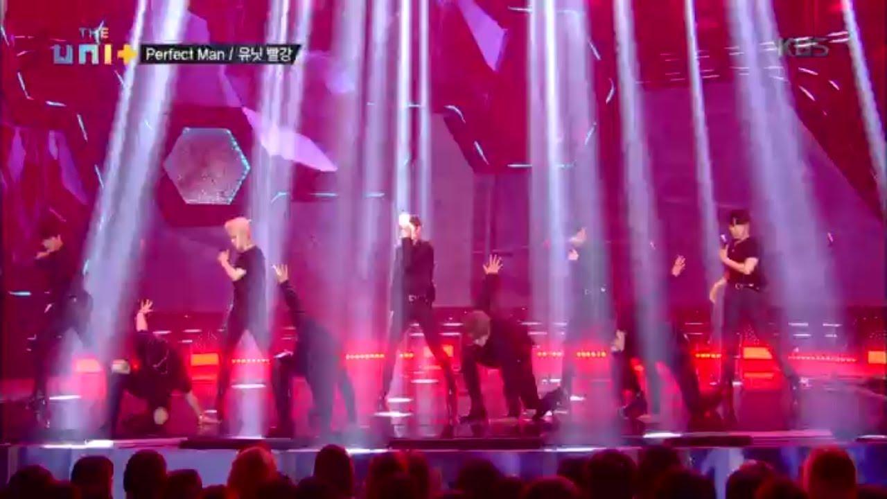 더 유닛 The Unit -  의외의 복병! 유닛 빨강의 'Perfect Man'.20171202