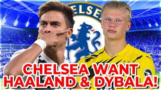 Chelsea handed Erling Haaland transfer boost as Frank Lampard eyes 13 5m rated defender