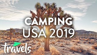 Best Places to G๐ Camping in the US (2019) | MojoTravels