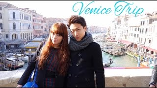 【イタリア】ヴェネツィア Halloween Vlog 🎃🇮🇹 Venice Trip DAY4-5【新婚旅行 3 】/English subs