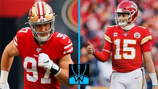 Super Bowl 2020: Can 49ers defense contain Patrick Mahomes? Chris Simms Unbuttoned | NBC Sports