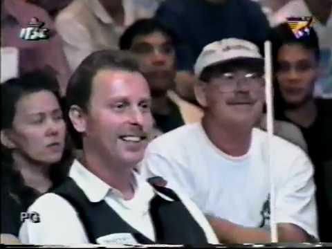 Earl Strickland vs Efren Reyes, US/RP International Challenge 2000 (FINAL)